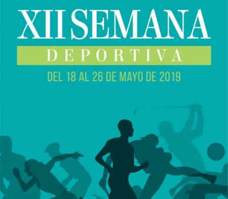 XII Semana deportiva de Peñíscola 2019