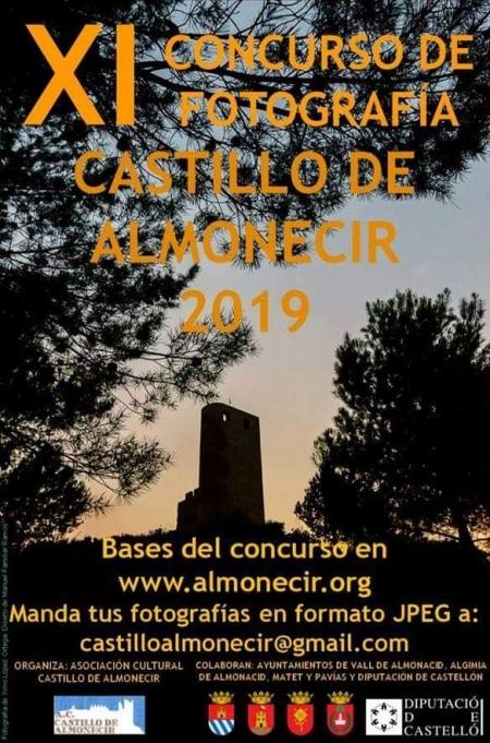 XI Concurso Fotográfico Castillo de Almonecir
