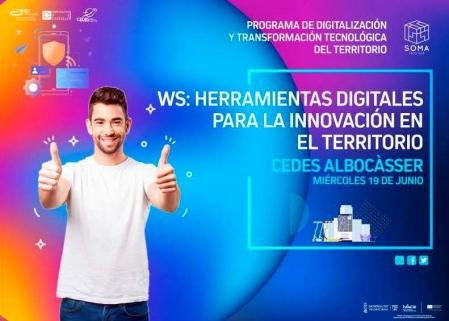 WS: Eines digitals per a la innovació en el territori