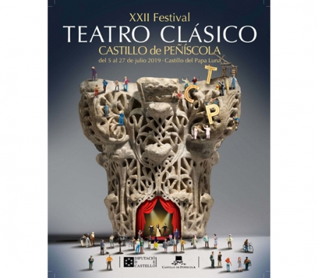 FESTIVAL DE TEATRO CLÁSICO CASTILLO DE PEÑÍSCOLA.