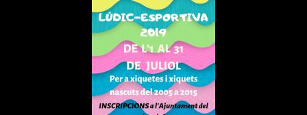 Escuela de Verano 2019, Borriol.