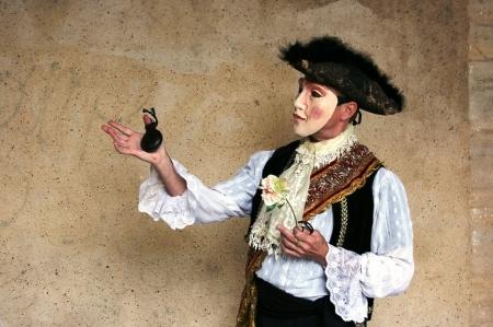 El dolçainer de Tales, a Figueroles.