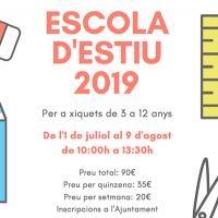 Escola d'Estiu 2019, Forcall
