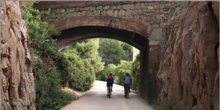 Ruta Les Llegendes de la Via Verda del Mar de Benicàssim