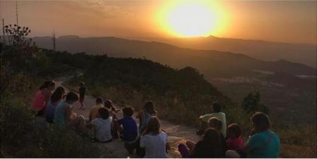 Ruta per a veure la posta de sol en El Bartolo en Benicàssim