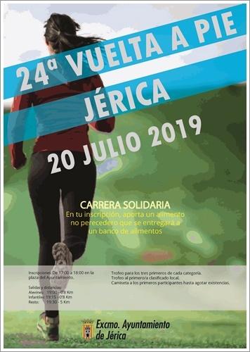 Volta a peu - Xèrica 2019.