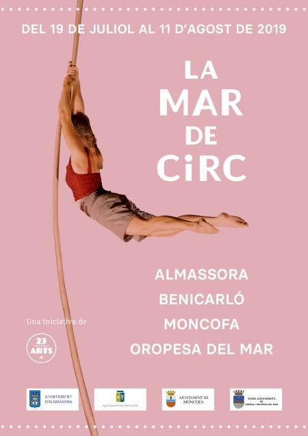 La Mar de Circ. Cicle de circ a l'aire lliure, Benicarló.