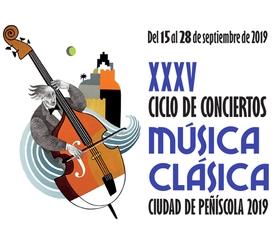XXXV Cicle de Concerts de Música Clàssica Ciutat de Peníscola 2019