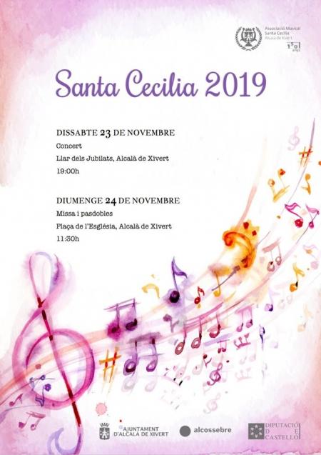 Santa Cecilia - Alcalá de Xivert