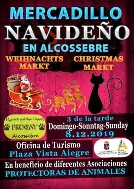 Mercat Nadalenc Benèfic - Alcossebre