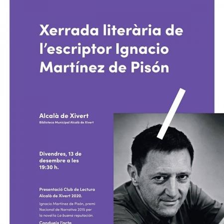 Charla literaria - Alcalá de Xivert