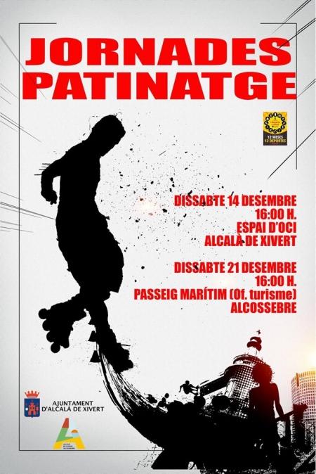 JORNADES PATINATGE - Alcalà de Xivert - Alcossebre