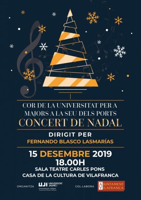 Concierto de Navidad- Vilafranca