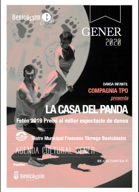Programa de teatro de enero - Benicàssim