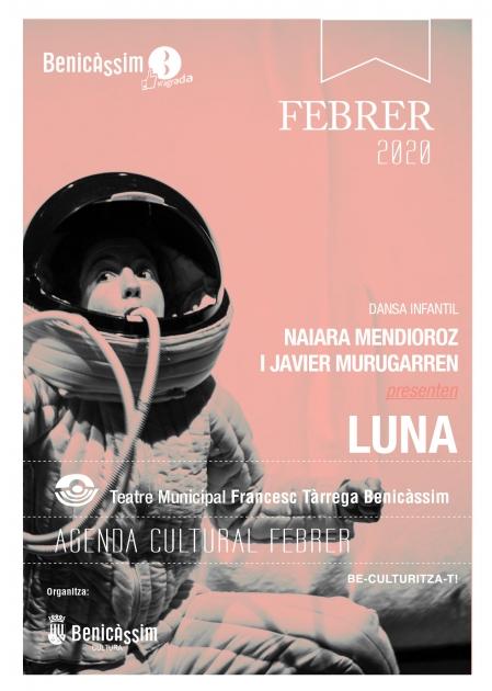 Programa de teatro de febrero - Benicàssim