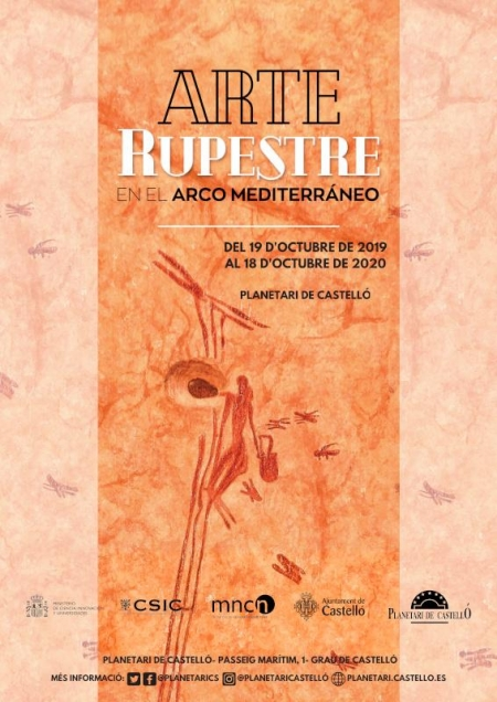 "Exposición: ""Arte Rupestre en el Arco Mediterràneo"" - Castellón"