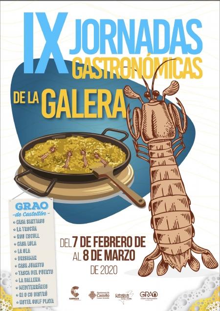 XI Jornadas Gastronómicas de la Galera del Grau de Castellón