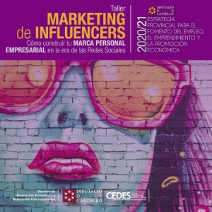 "WEBINAR Empresarial ""MARKETING de INFLUENCERS"""