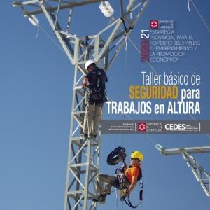 Taller - Bàsic de Seguretat per treballs en alçada