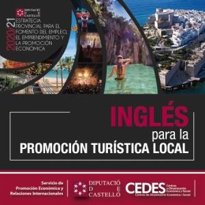Taller - Anglès per a la promoció turística local