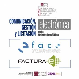 Taller - Comunicación, Gestión y Licitación electrónica con las administraciones públicas