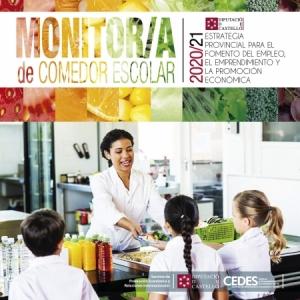 Taller On-line - Monitor/a de comedor escolar (Adaptado COVID-19)