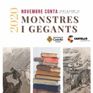 """""""Gegants i monstres"""" Cicle de Contacontes"""