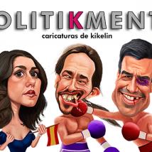 Exposición Polítikmente, de Kikelin