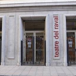 Teatre L'acampada de Rafa Lloret