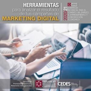 Taller ON-LINE - Herramientas para analizar el resultado de campañas de Marketing Digital