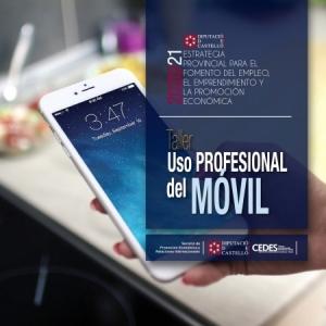 TALLER ON-LINE - Ús professional del mòbil