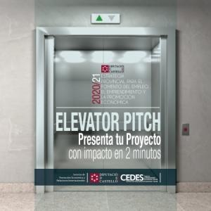 """Taller - """"Elevator Pitch"""". Presenta el teu projecte en 2 minuts"""