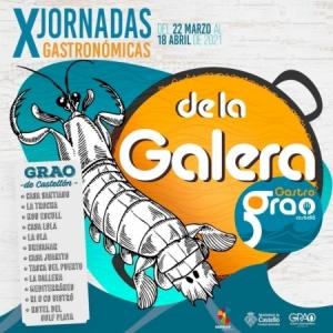 X Jornadas Gastronómicas de la Galera del Grau de Castelló