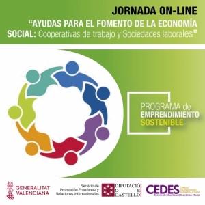 Jornada Empresarial - Ayudas al Fomento de la Economía Social: Coop. de trabajo y Soc. Laborales
