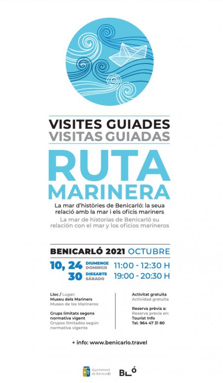 Visites guiades: Ruta Marinera
