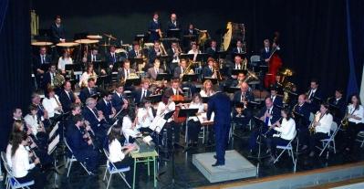 Concierto Unión Musical Santa Cecília (Benicàssim)