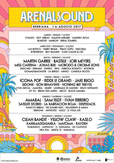 Arenal Sound 2018 - Burriana