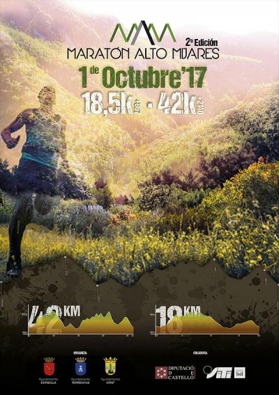 II Maraton Alto Mijares (Torrechiva)