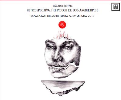 Exposición de Lázaro Totem - Castellón