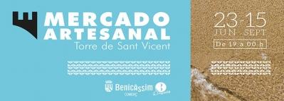 Mercado Artesanal Torre de Sant Vicent - Benicàssim
