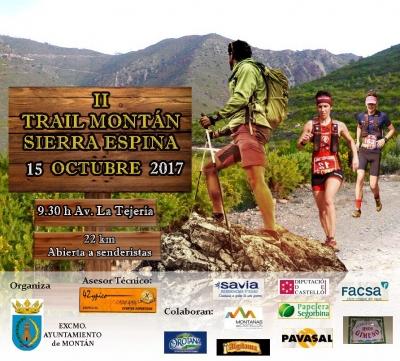 II Trail Montán `Sierra Espina´