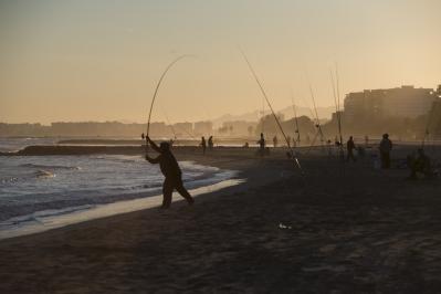 I Campeonato del Mundo de Pesca Mar-Costa Masters (Peñíscola)