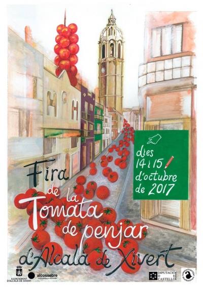 V Feria de la Tomata de Penjar (Alcalà de Xivert)