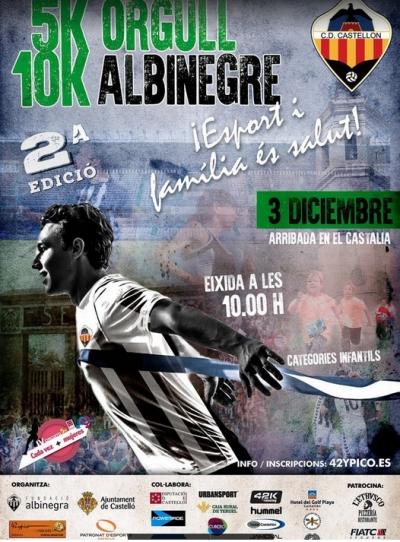 II 5K/10K Orgull Albinegre (Castellón)