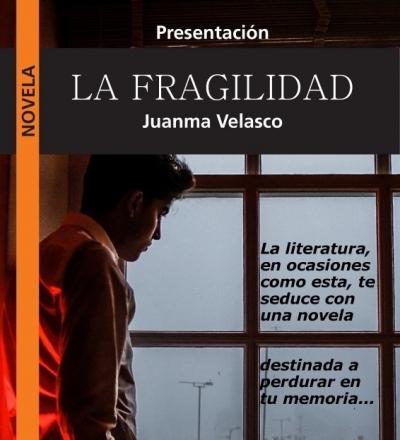 """Presentación del libro: """"La Fragilidad"""" (Vilafranca)"""