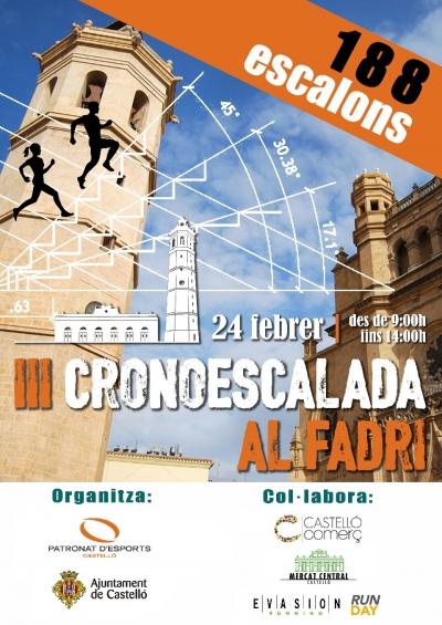 III Cronoescalada al Fadrí (Castellón)