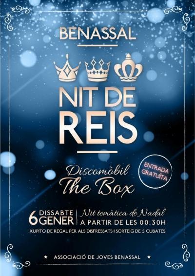 Noche de Reyes en Benassal