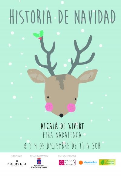 Feria Navideña, Historia de Navidad  (Alcalà de Xivert)