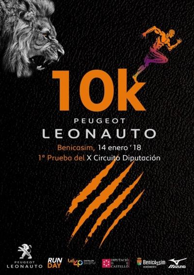 10K Leonauto Peugeot Benicássim