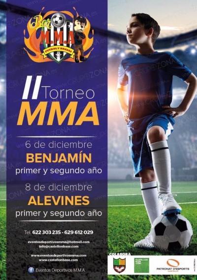 II Torneo MMA, Futbol base (Castellón)